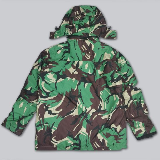 Men and Women Camouflage Windbreaker Raincoat Poncho [New]