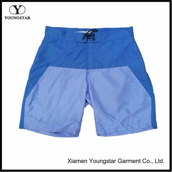 Mens Light Blue Boardshorts for Swimming