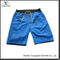 Mens Microfiber Blue Magic Tape Elastic Waist Shorts Short Pants