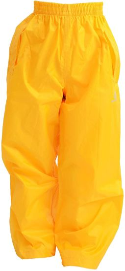 Waterproof Packaway Jacket and Waterproof Over Trousers
