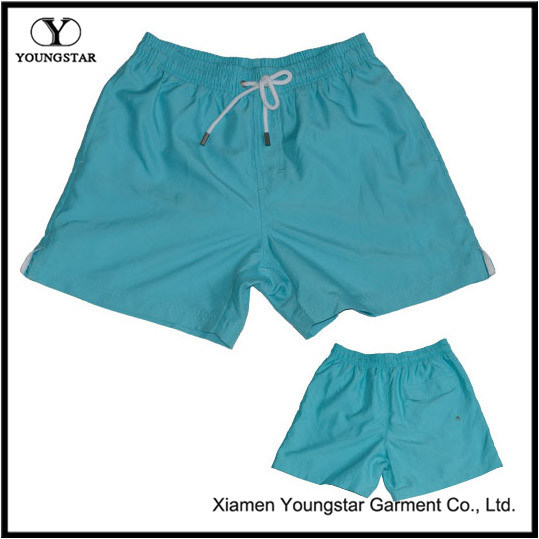 Polyester Fabric Fashion Swimming Short / Beach Shorts / Gym Shorts