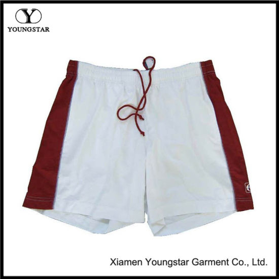 100 % Polyester Fashion Design Beach Pants / Summer Short Pant