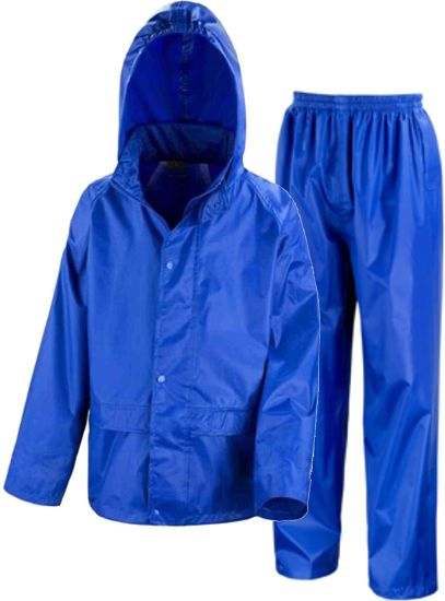 Trousers Suit Set in Black, Navy Blue or Royal Blue Childs Childrens Boys Girls