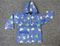 Fashion Design Water Proof PVC Children Rain Jacket