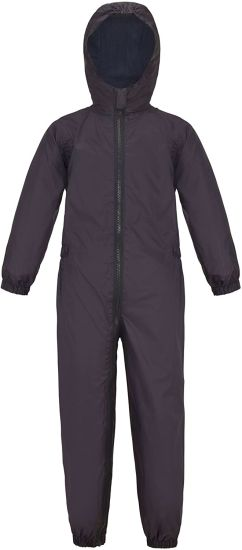 Rain Suit Waterproof All in One Kids Rainsuit Childrens Childs Boys Girls