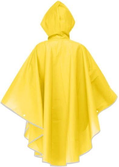 Unisex Portable EVA Waterproof Coat Poncho Hoodie Man or Woman Motorcycle/Bike Tarpaulin Environment for Travel/Camping/Cycling Activity Outdoor/Hiking/Holiday