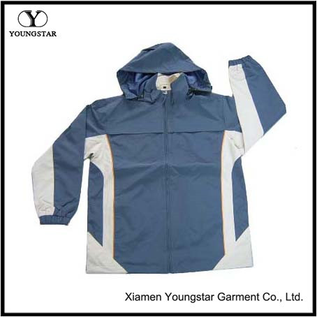 Waterproof Running Cycling Rain Jackets Raincoat Mens with Hood