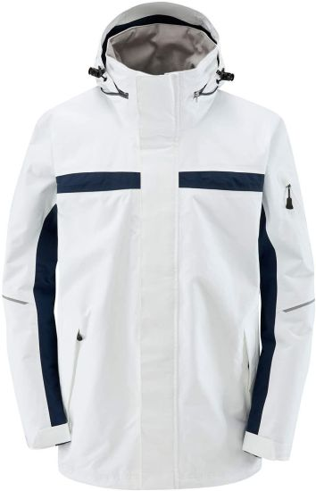 Coat Jacket Coat Optical White. Waterproof & Breathable