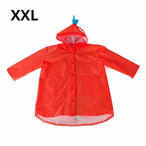 Raincoat Cute Dinosaur Waterproof Raincoat for Children Windproof Rain Coat Boy Girls Poncho Student Baby Raincoats